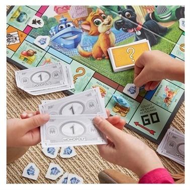 Five Pocket Monopoly Junıor Renkli
